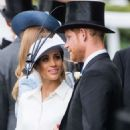 Meghan Markle – 2018 Royal Ascot Day One in Berkshire - 454 x 586