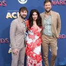 Hillary Scott – 2018 Academy of Country Music Awards in Las Vegas