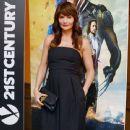 Helena Christensen in a jumpsuit - X-Men:  Days Of Future Past
