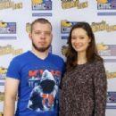 Summer Glau Comic Con Russia 2015 - 454 x 302