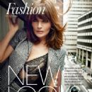 Helena Christensen - Red Magazine Pictorial [United Kingdom] (September 2013)