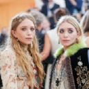 Mary-Kate and Ashley Olsen – 2017 MET Costume Institute Gala in NYC - 454 x 303