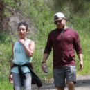 Lea Michele – Goes for a hike in LA - 454 x 681