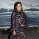 Jenna-Louise Coleman – Erdem Spring/Summer Collections 2017 Show in London 9/19/2016 - 454 x 669