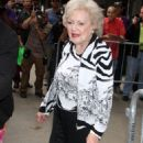 "Betty White Says ""Good Morning America"""