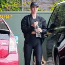 Rosie Huntington Whiteley – Hits the gym in West Hollywood