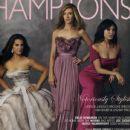 Brooke Shields, Kim Raver, Lindsay Price - Hamptons Magazine Cover [United States] (1 June 2008)
