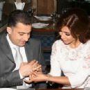 Arwa (singer) and Abdel Fattah Masri - 454 x 300
