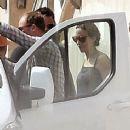 Angelina Jolie and Brad Pitt in Malta (Sept. 21, 2014)