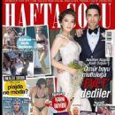 Neslihan Atagül, Kadir Dogulu - Haftasonu Magazine Cover [Turkey] (13 July 2016)