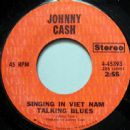 Johnny Cash - Singing In Viet Nam Talking Blues / You've Got A New Light Shining