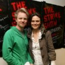 Emily Deschanel and David Hornsby - 454 x 681