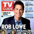 Rob Lowe - TV Guide Magazine Cover [United States] (March 2019)