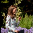 Kate Middleton – Attends the 'Back to Nature' festival in England - 454 x 616
