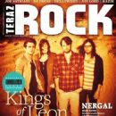 Kings of Leon - Teraz Rock Magazine Cover [Poland] (November 2010)