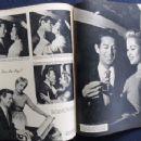 Martha Hyer and George Nader - Screen Stars Magazine Pictorial [United States] (November 1955) - 454 x 356