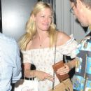Beth Behrs – Out for dinner at Craigs in West Hollywood - 454 x 684