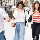 Selena Gomez – Leaves a doctors office in New York