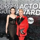 Joey King and Patricia Arquette – 2020 Screen Actors Guild Awards in Los Angeles - 454 x 302