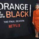 Taylor Schilling – 'Orange Is The New Black' Final Season Premiere in New York - 454 x 302