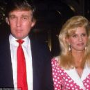 Ivana Trump and Donald Trump - 454 x 307