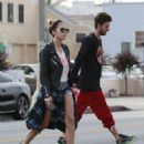 Ashley Benson and Ryan Good in Los Angeles, California (February 4) - 454 x 559