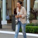 Paula Garces was spotted out at The Grove in Hollywood, California on April 4, 2017 - 450 x 600