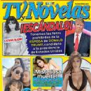 Donald Trump and Melania Knauss - TV Y Novelas Magazine Cover [Colombia] (8 August 2016)