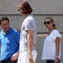 Zlatan Ibrahimovic and Helena Seger - 441 x 294