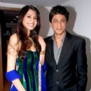 Anushka Sharma and Shahrukh Khan