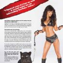 April Scott - In Knockout Magazine January 2010