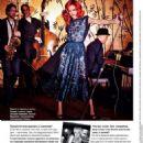 Rihanna - Glamour Magazine Pictorial [Russia] (January 2012)