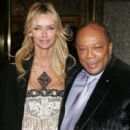 Quincy Jones and Kimberley Conrad - 396 x 594