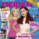 Ariana Grande - Meiden Magazine Cover [Netherlands] (November 2013)