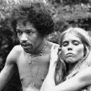Jimi Hendrix and Joy Bang - 454 x 362