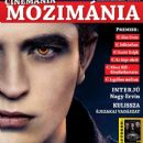 Robert Pattinson - Mozimania Magazine Cover [Hungary] (November 2012)