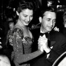 Ava Gardner and Mervyn LeRoy