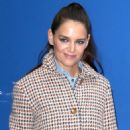 Katie Holmes making an appearance on 'Good Morning America' in New York City, New York on March 29, 2017