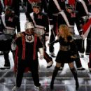 Super Bowl XLVI Halftime Show starring Madonna and CeeLo Green (2012) - 454 x 323