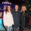 Opening party of Skate at Somerset House on November 12, 2019 in London, England. Celebrating its 20th anniversary, London's favourite festive destination opens at Somerset House on Wednesday 13th November and runs until Sunday 12th January 2020 - 408 x 612