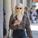 Emma Roberts – Shopping in Los Angeles 8/22/2016 - 454 x 625