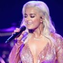 Bebe Rexha – Performs at the Dick Clark's New Year's Rockin' Eve in Los Angeles