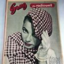 Joan Collins - Gong Magazine Cover [West Germany] (23 May 1953)
