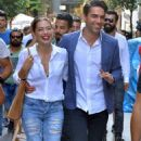 Neslihan Atagül & Kadir Dogulu : out and about (July 31, 2016)