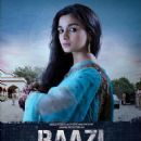 Raazi - Posters - 454 x 654