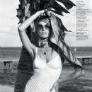 Karolina Kurkova Elle Italy Magazine May 2015