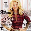 Jessica Simpson - Elle Magazine September 2008
