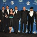 Robin Tunney, Stacy Keach, Rockmond Dunbar, Robert Knepper, Wentworth Miller, Dominic Purcell, Wade Williams, and Amaury Nolasco At The 32nd Annual People's Choice Awards (2006)