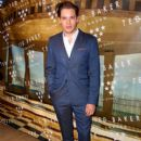 Actor Dominic Sherwood arrives at Ted Baker London SS'16 Launch Event at Sunset Tower Hotel on March 2, 2016 in West Hollywood, California