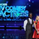 Kristen Bell and Don Cheadle At The 38th Annual People's Choice Awards (2012) - 454 x 317